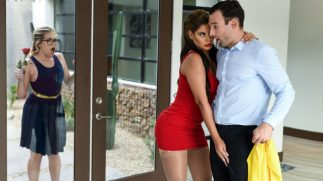 Erkeğini Elinden Çalan Tango Eğitmenine Müdahale Edemiyor