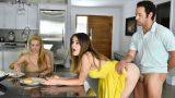 Karısıyla Yaptığı Anlaşma Sonucunda Üvey Kızını Kölesi Yapıyor