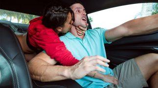 Arabada Azgınlık Krizi Geçiren Gözü Dönmüş Fahişeyi Affetmiyor